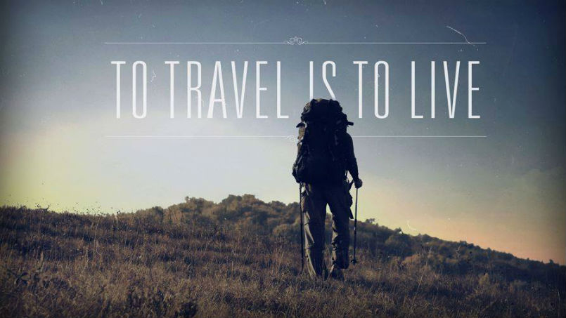 To travel is one of Nicolas Zangenberg's interests